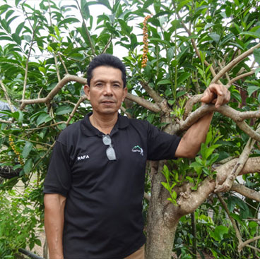 Rafael Parra GWA