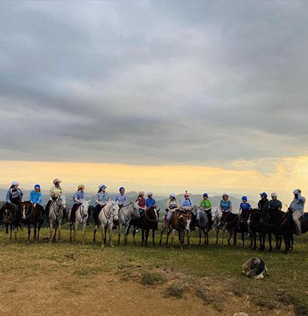 Horseback-Ride-Monteverde-Costa-Rica-Sunset