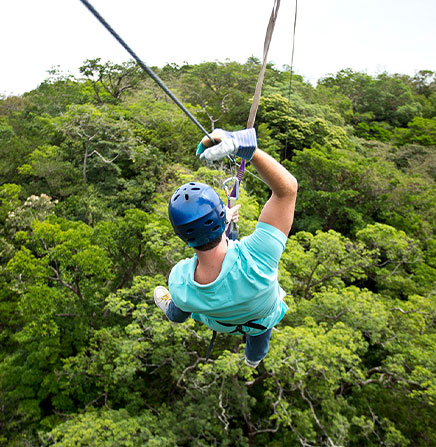 Zip Line Tour in Costa Rica, Canopy Tour